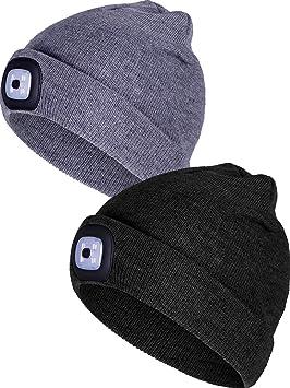 Bright 5 LED Under the Brim Cap// Hat Light HEAD LIGHT S TG