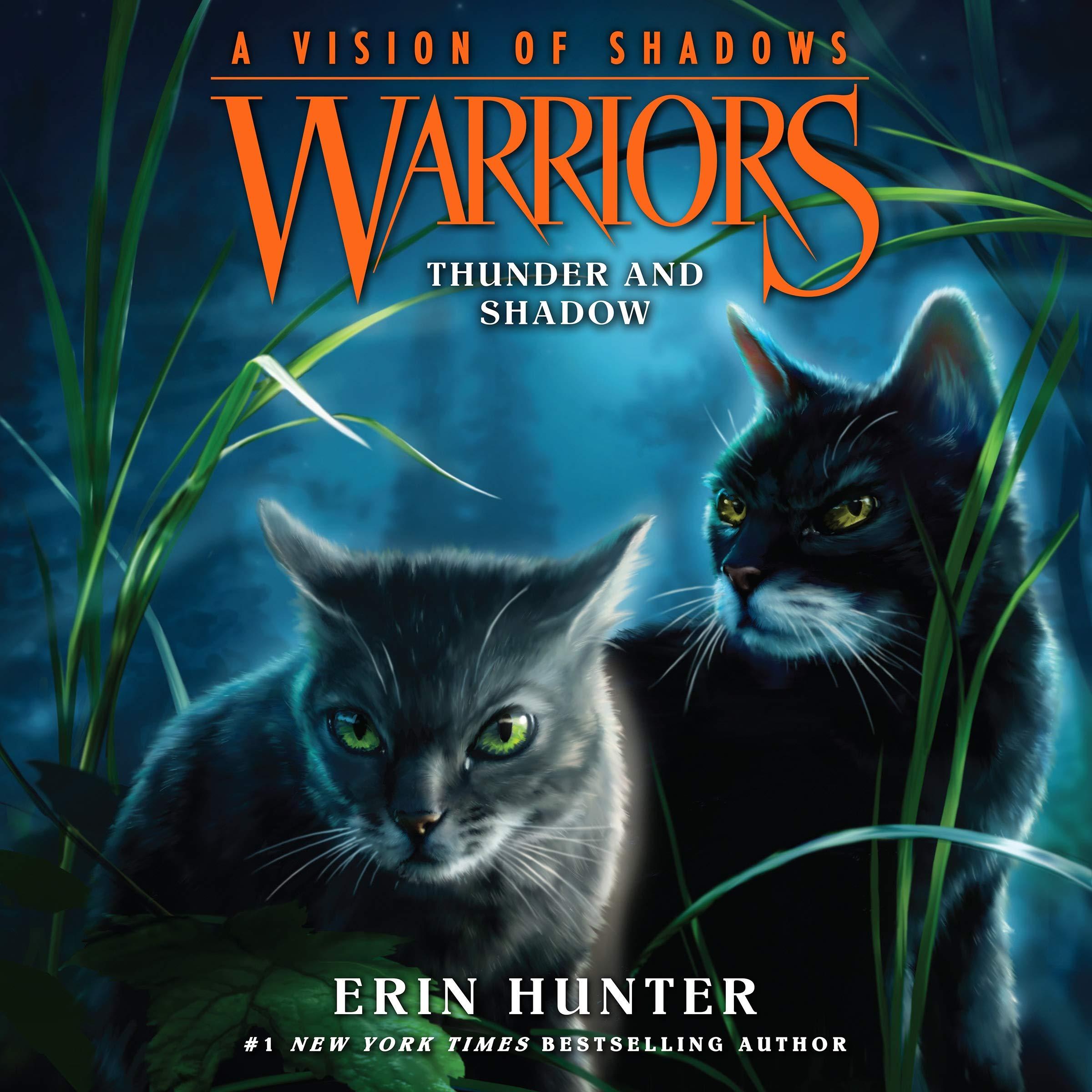 Thunder and Shadow (Warriors: a Vision of Shadows)