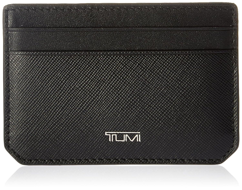 TUMI Men\'s Mason Money Clip Card Holder, black, one size at Amazon ...