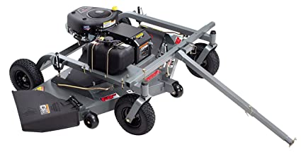 Swisher FC14560BS 14 5 HP 60-Inch Electric Start Tow Behind Finish Cut Mower