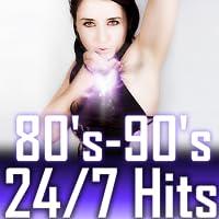80s y 90s música golpea jugador. todos