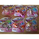"Powerpuff Girls The Power Nanas 6028010–Mini Collect ible Figurine, 1.5"""