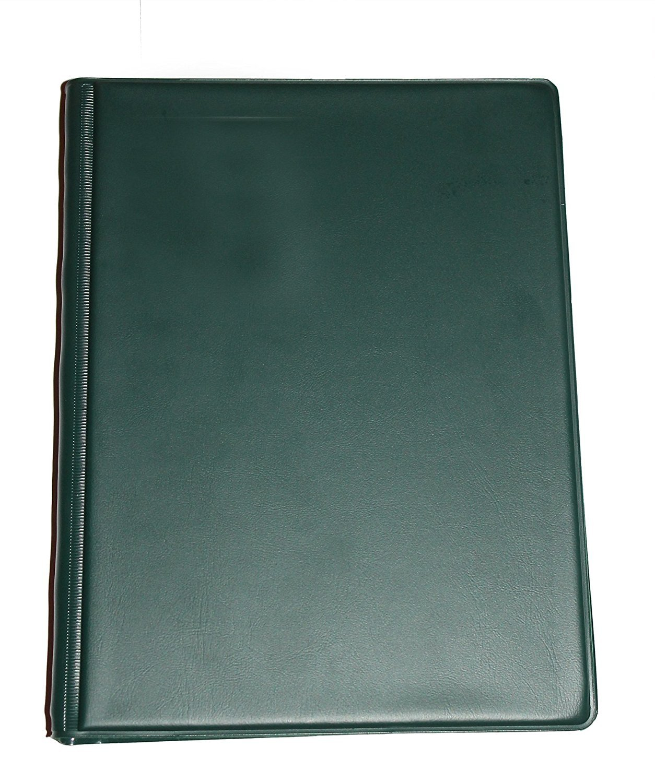 NYREX NIREX WATERPROOF MILITARY FOLDER A6 A5 A4 20 30 40 LEAF PAGE ORDERS BLACK