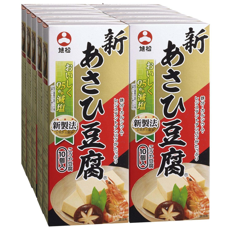 Asahimatsu Foods Co., Ltd. New Asahi tofu 10 pieces 165gX10 boxes by Asahimatsushokuhin