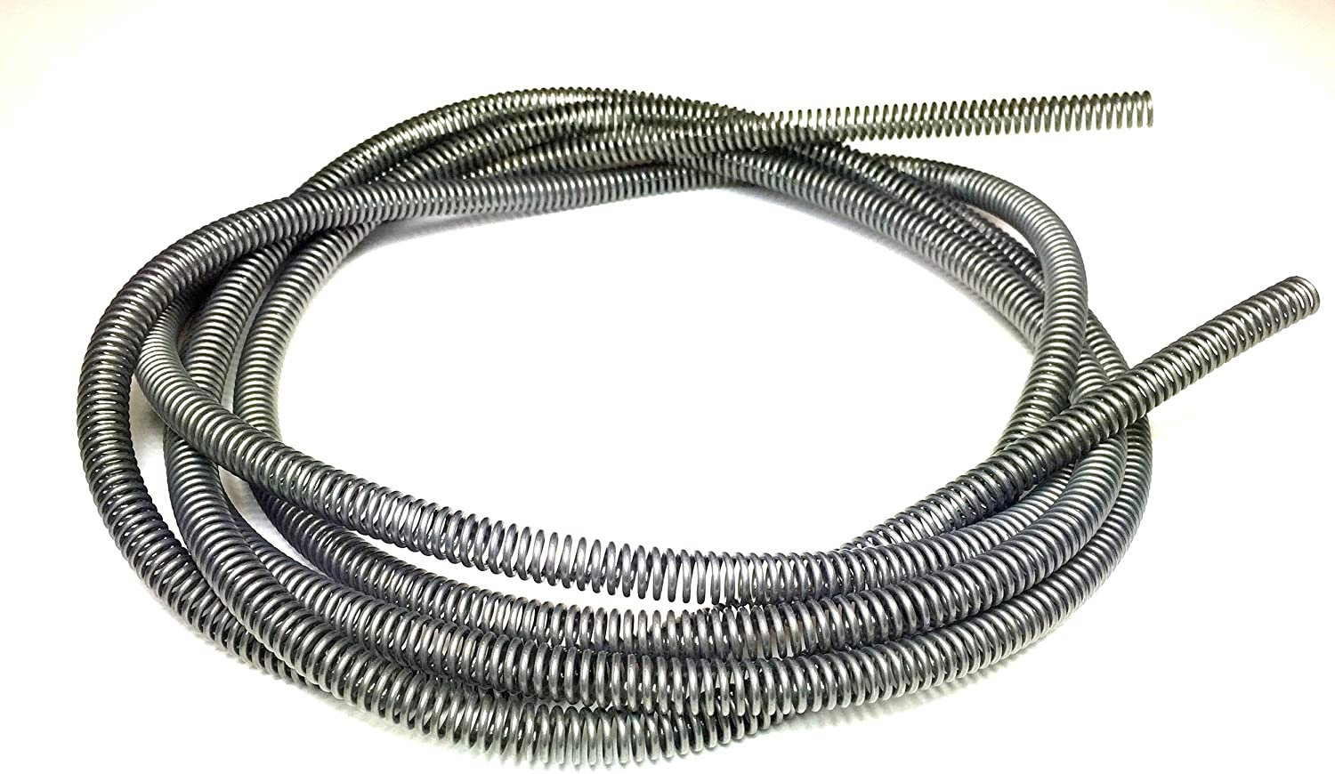 "16 Ft. Stainless Brake Line Protector Gravel Guard Spring for 3//16/"" Tube"