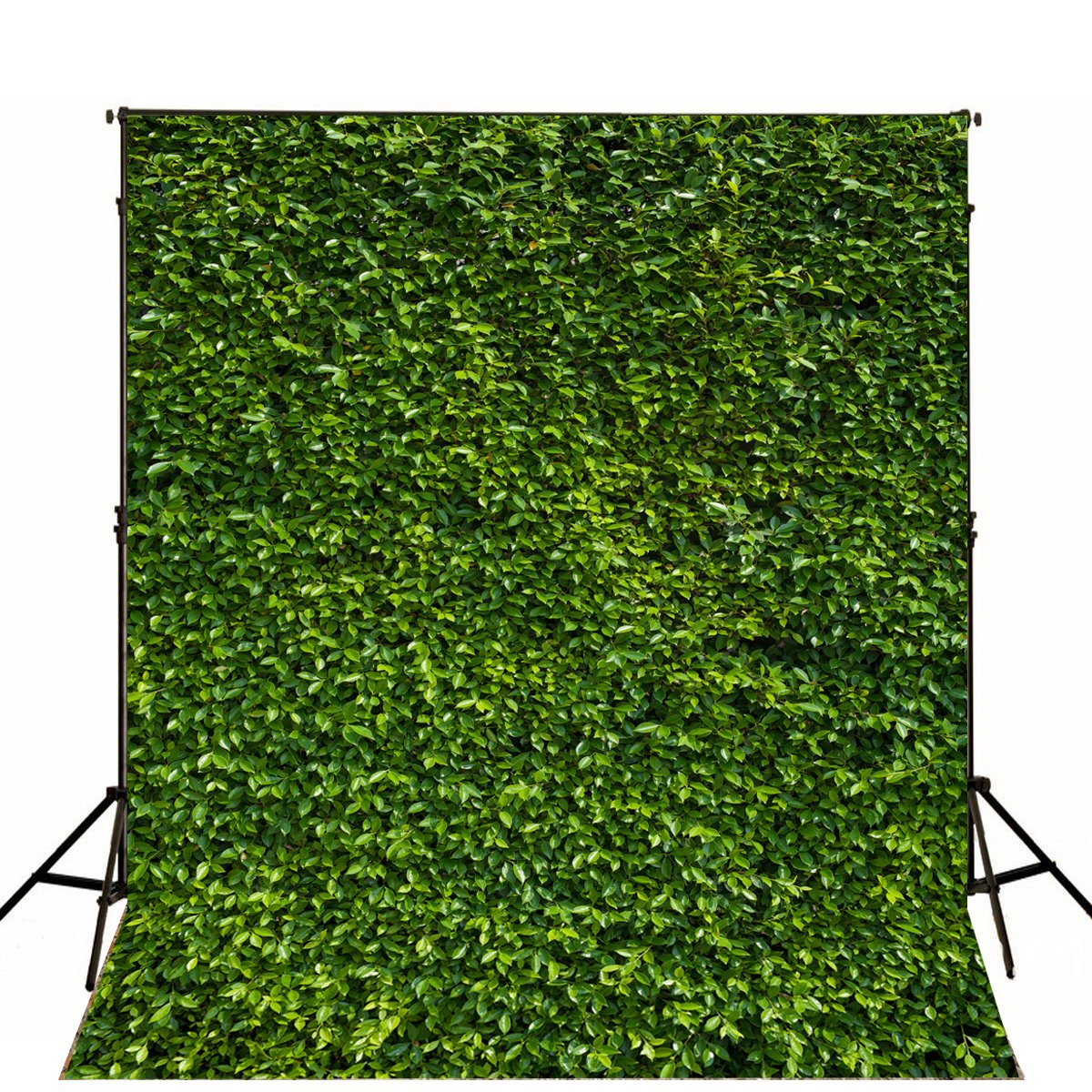 Kate 10x10ft Natural Green Lawn Party Photography Backdrop No wrinkles for Spring Background by Kate