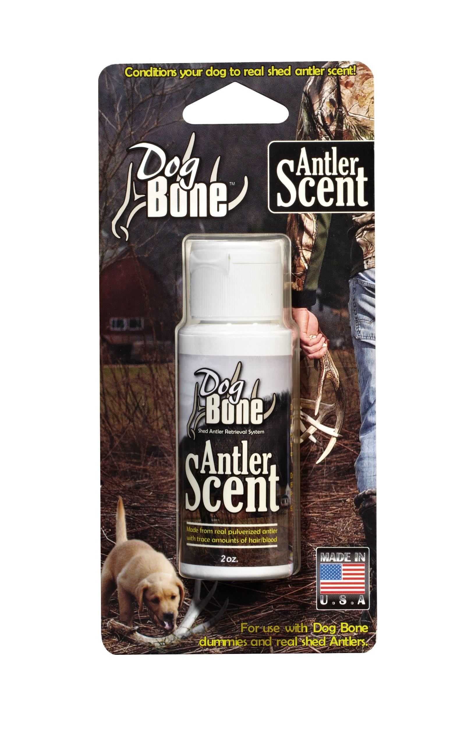 DogBone Genuine Antler Scent (2 oz.) Dog Training