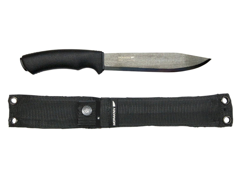 Mora FT01545 Cuchillo a Lama Fissa,Unisex - Adulto, Negro ...