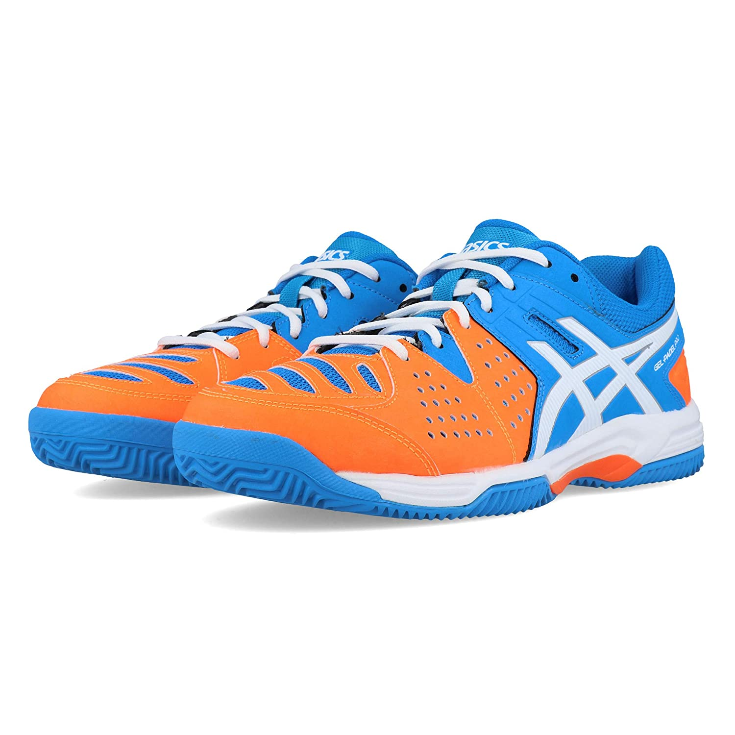 Asics Tennis Shoes Gel-Padel Pro 3 Sg Diva Blue / White / Shocking ...