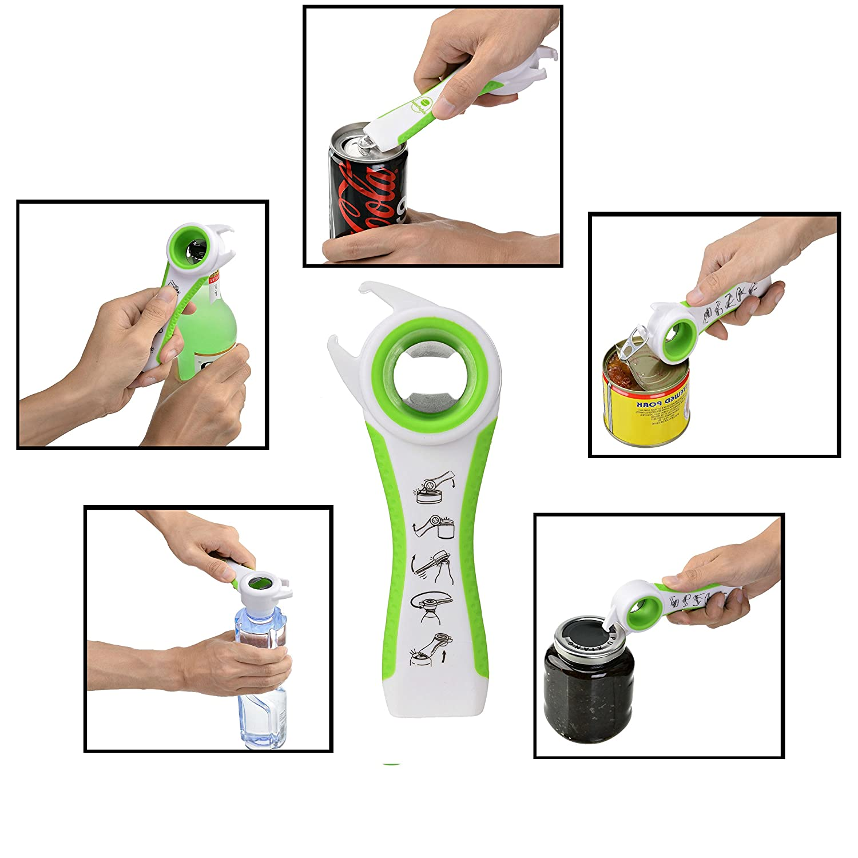 Cocina parfaite abridor de tarros - abridor de botellas - abrelatas - para personas mayores y artritis manos: Amazon.es: Hogar