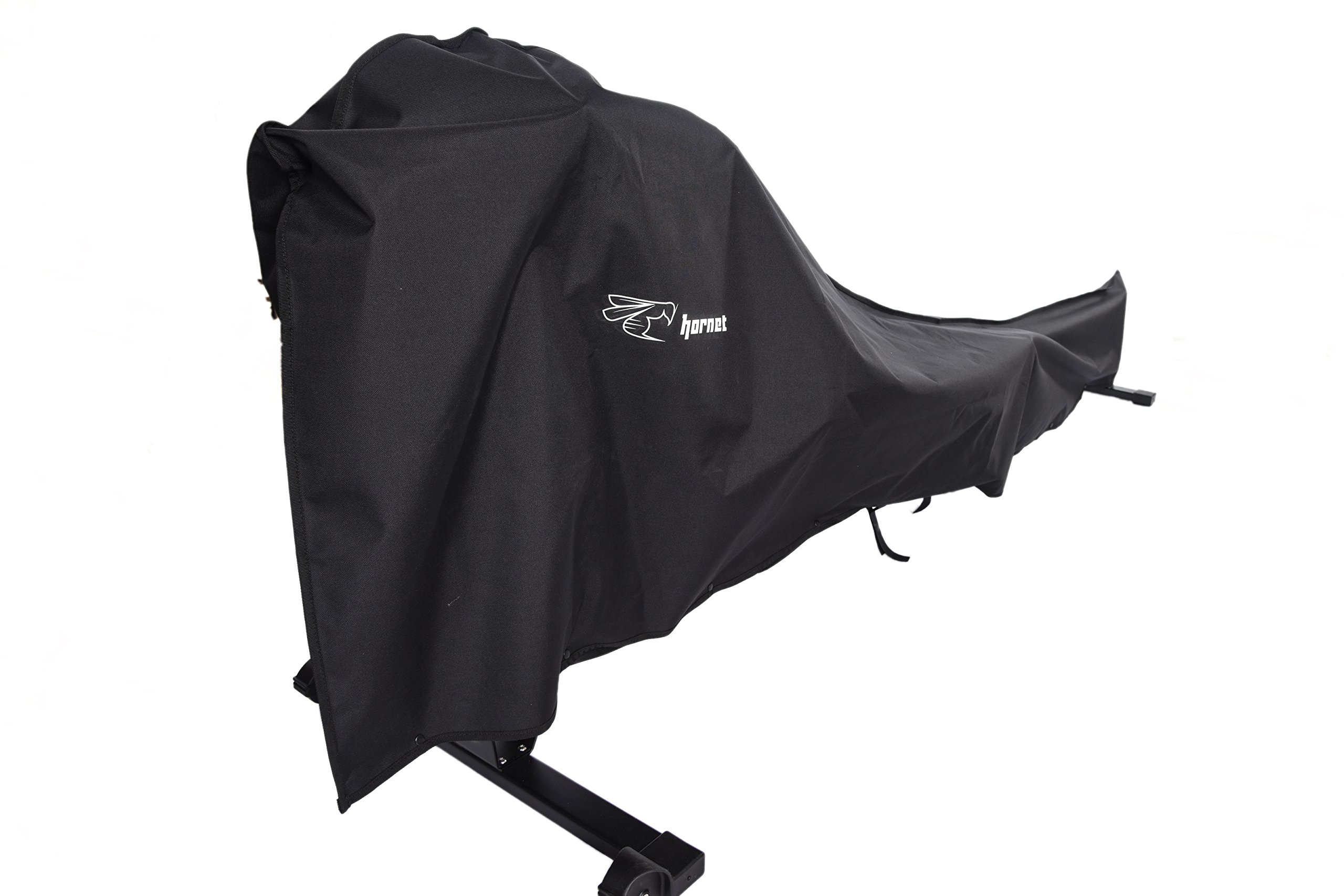 Hornet Watersports Protective Cover for The Concept 2 Rowing Machine- Free Bonus: Rowing Cushion by Hornet Watersports (Image #1)