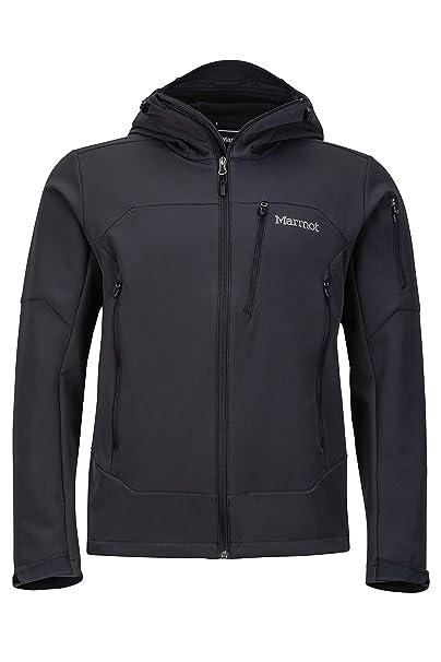 Marmot Moblis Jacket, Hombre, Chaqueta blanda, chaqueta para exteriores, anorak, resistente al agua, transpirable