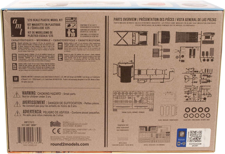 AMT 1972 GMC Jimmy 1:25 Scale Model Kit