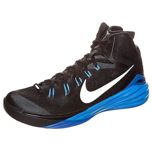 4ec3432ddda2 ... authentic nike hyperdunk 2013 mens basketball shoes 8 m us black  metallic silver fab77 499ca