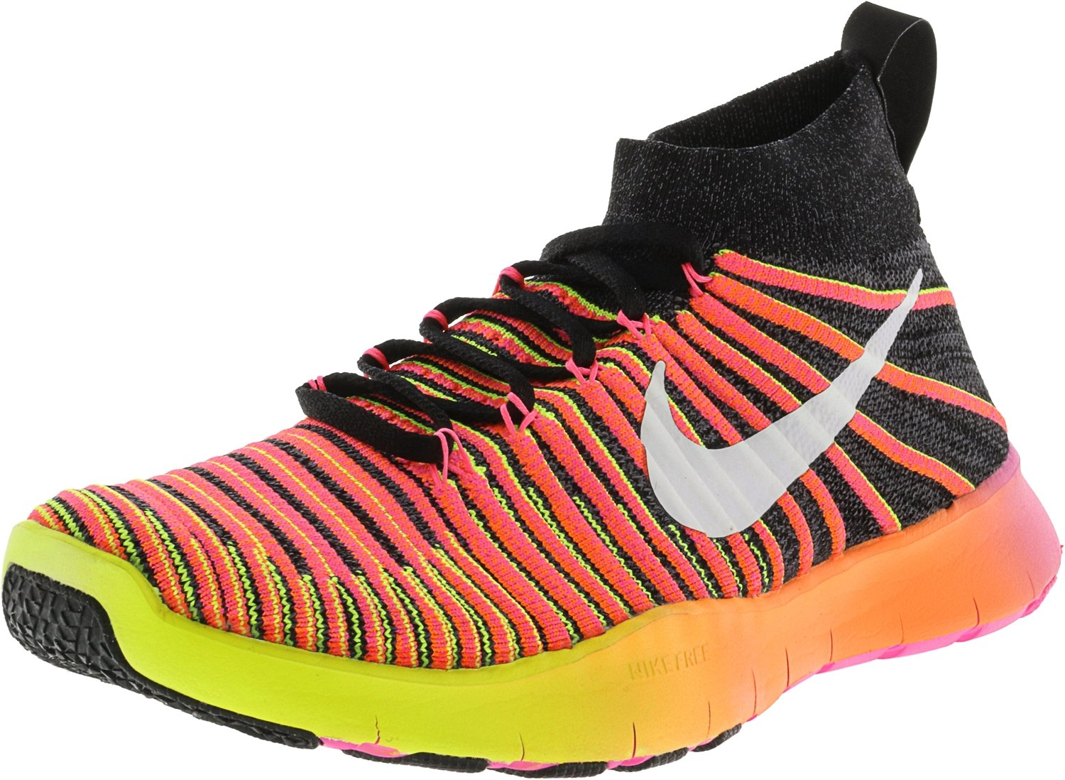newest 1fb3d 2c7ae Top6  NIKE Men s Free Train Force Flyknit Running Training Shoes