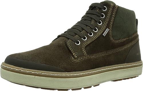 Jugar con Supervisar de ahora en adelante  Geox Men's Mattias Amphibiox B Chukka Boots: Amazon.co.uk: Shoes & Bags
