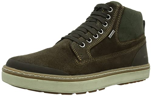 Aprobación casamentero Bajo  Buy Geox Men's Mattias ABX 1 Snow Boot, Chestnut, 39 EU/6 M US at Amazon.in