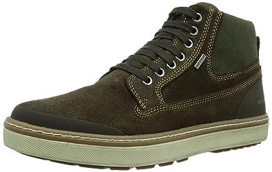 heta nya produkter bra erbjudanden 2017 kvalitetsdesign Geox Men's U Mattias B ABX B Chukka Boots: Amazon.co.uk: Shoes & Bags