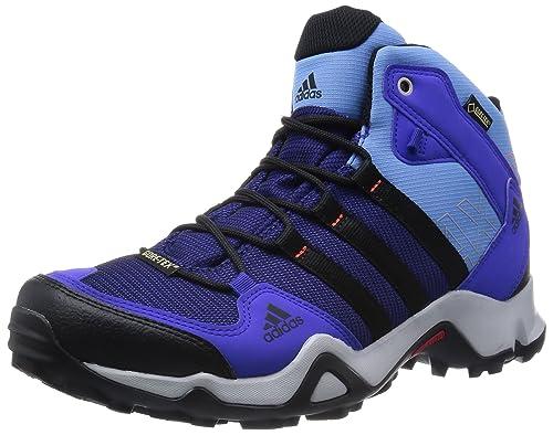 a6f6d74b334fcb adidas AX2 Mid GTX, Men's High Rise Hiking Shoes: Amazon.co.uk: Clothing