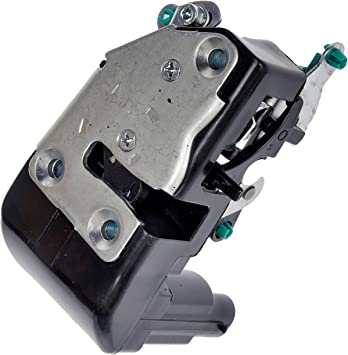Amazon Com Apdty 136167 Rear Left Driver Side Door Lock Actuator Fits 1993 1998 Jeep Grand Cherokee Replaces 4798917 55074805 Automotive