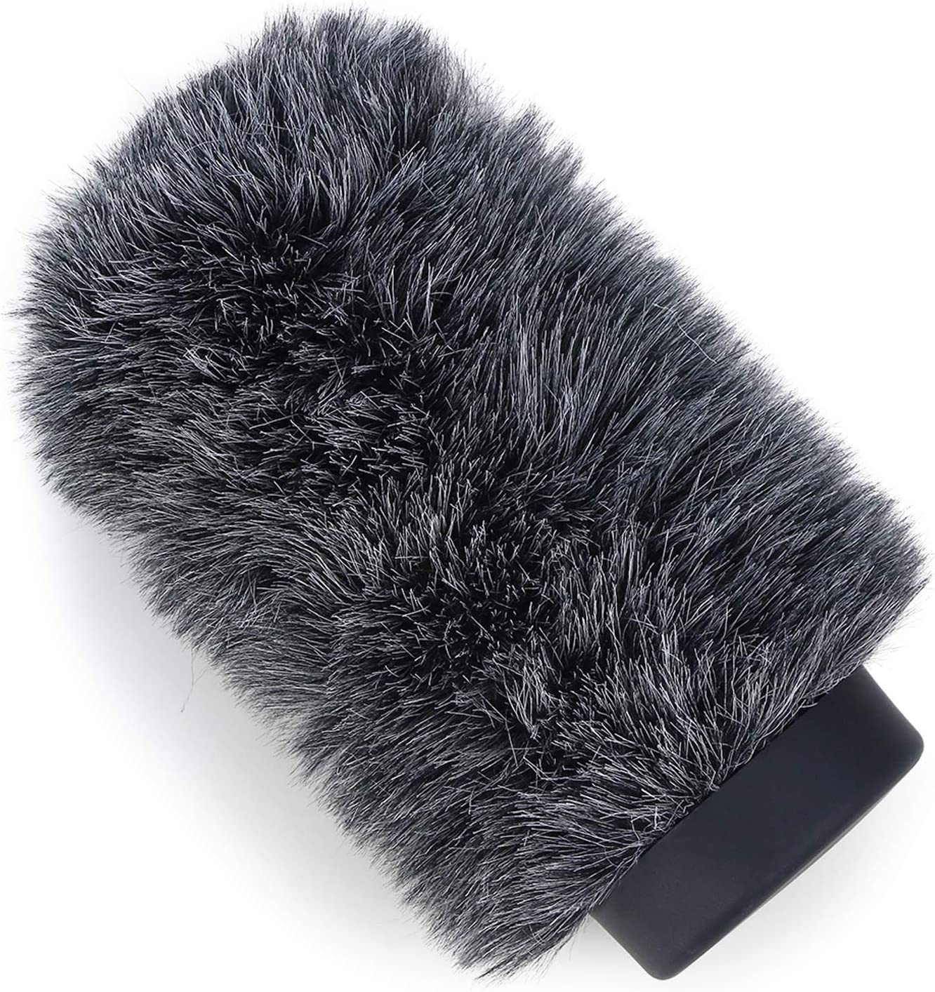 Wind Muff Up to 5.5 Long YOUSHARES Windscreen for Rode NTG1 Audio-Technica AT897 Shotgun Microphones NTG2