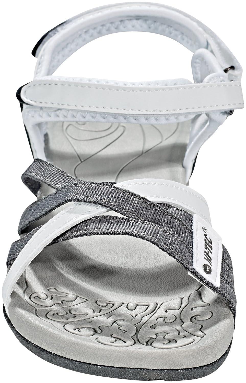 Hi-Tec Savanna II Sandals Women white/grey UK 3,5