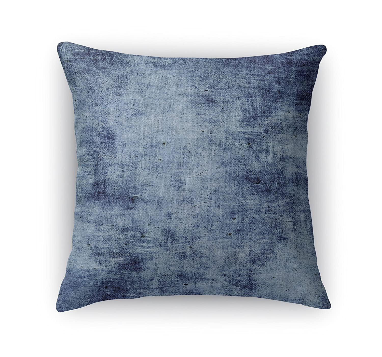 - Encompass Collection Size: 24X24X6 - Blue KAVKA Designs Caserta Accent Pillow, TELAVC1496DI24