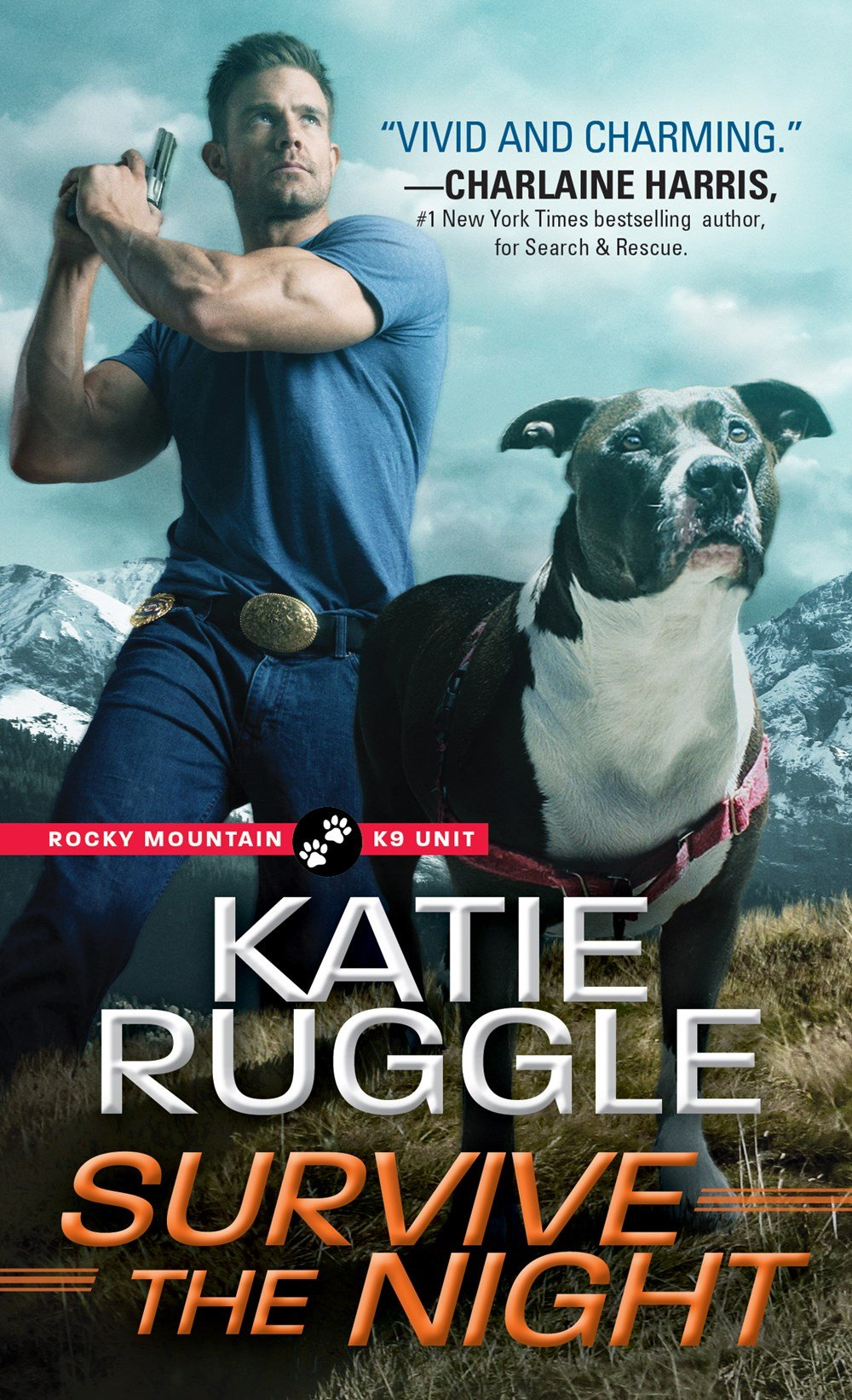 Amazon.com: Survive the Night (Rocky Mountain K9 Unit ...