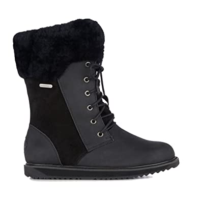 Amazon.com | EMU Australia Shoreline Womens Waterproof Sheepskin Boots | Boots