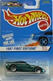 Hot Wheels 1997 First Editions Series (#11 of 12) '97 Corvette Collector Car #515