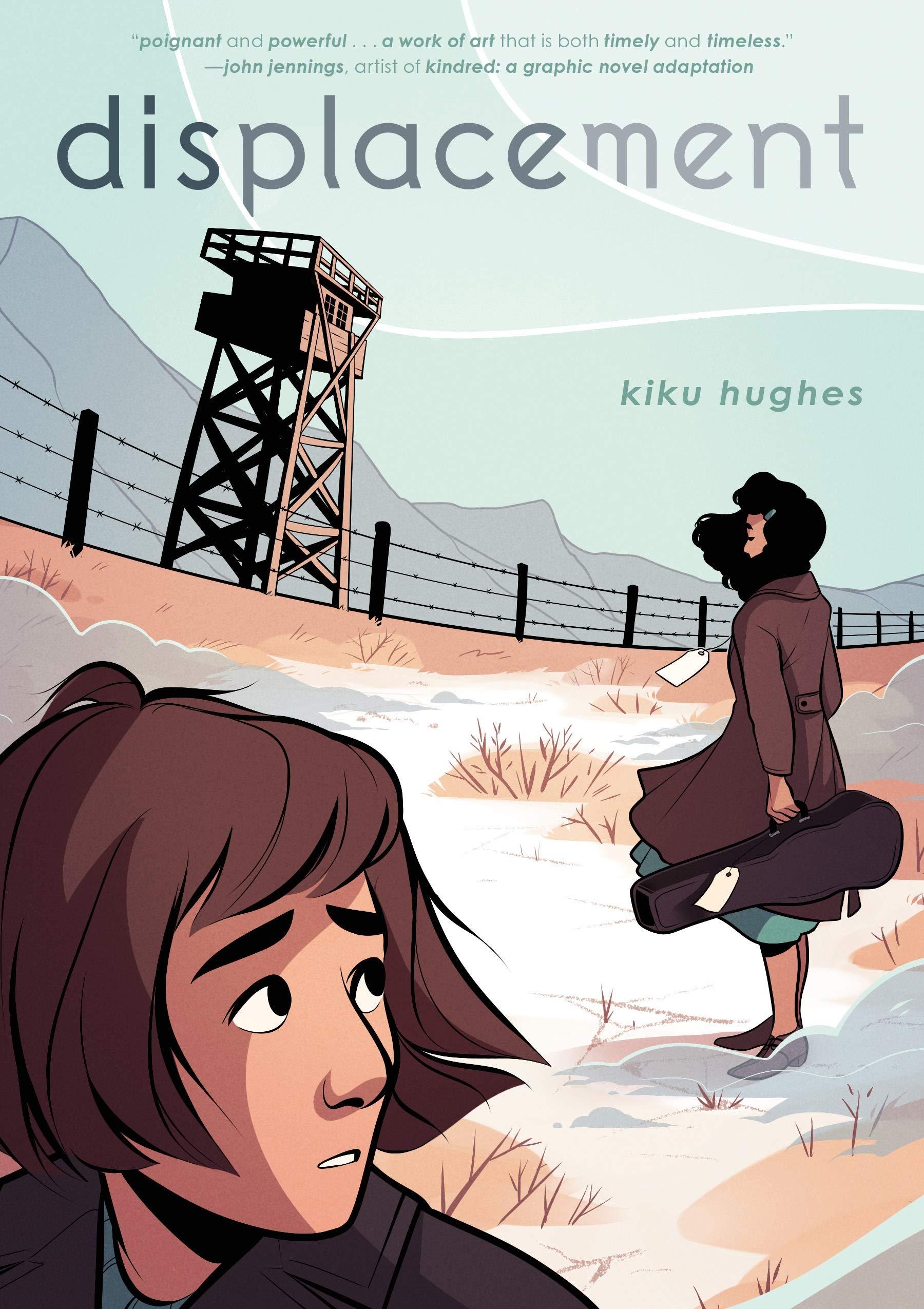 Amazon.com: Displacement (9781250193537): Hughes, Kiku: Books