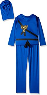 Big Boysu0027 Ninja Avengers Series I Blue Costume  sc 1 st  Amazon.com : green ninja avenger costume  - Germanpascual.Com
