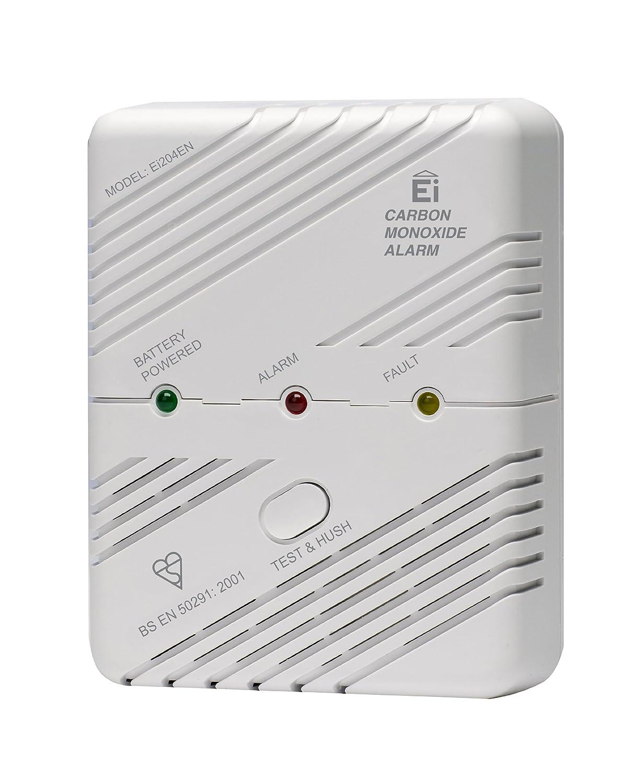 Ei Electronics - Detector de monóxido de carbono [Importado de Reino Unido]: Amazon.es: Bricolaje y herramientas