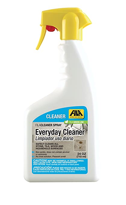 Stupendous Fila All Purpose Cleaner Spray 24 Oz Porcelain Tile Cleaner Shower Spray Cleaner Daily Granite Countertops Cleaner Ideal For Bathroom Kitchen And Home Interior And Landscaping Palasignezvosmurscom