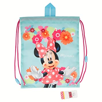 Disney- Bolsa Merienda de Minnie Mouse Bloom (STOR ST-23754)