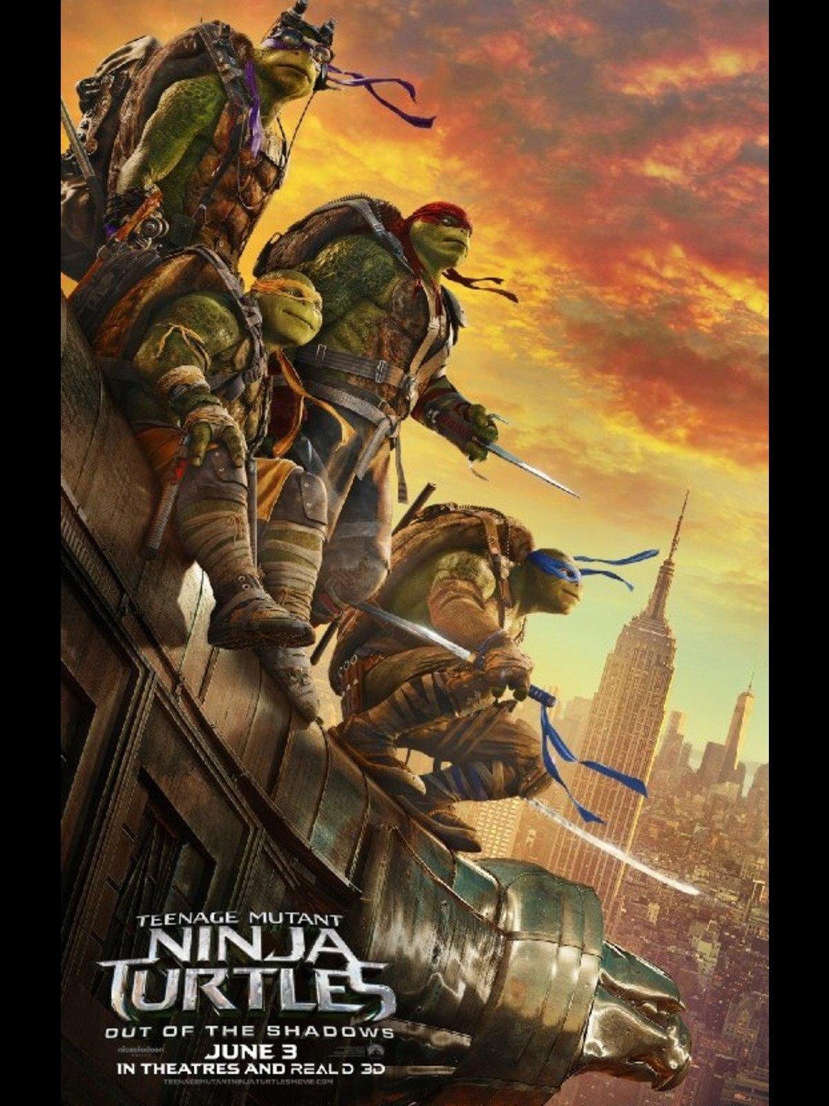 Amazon.com: Watch Teenage Mutant Ninja Turtles: Out Of The ...
