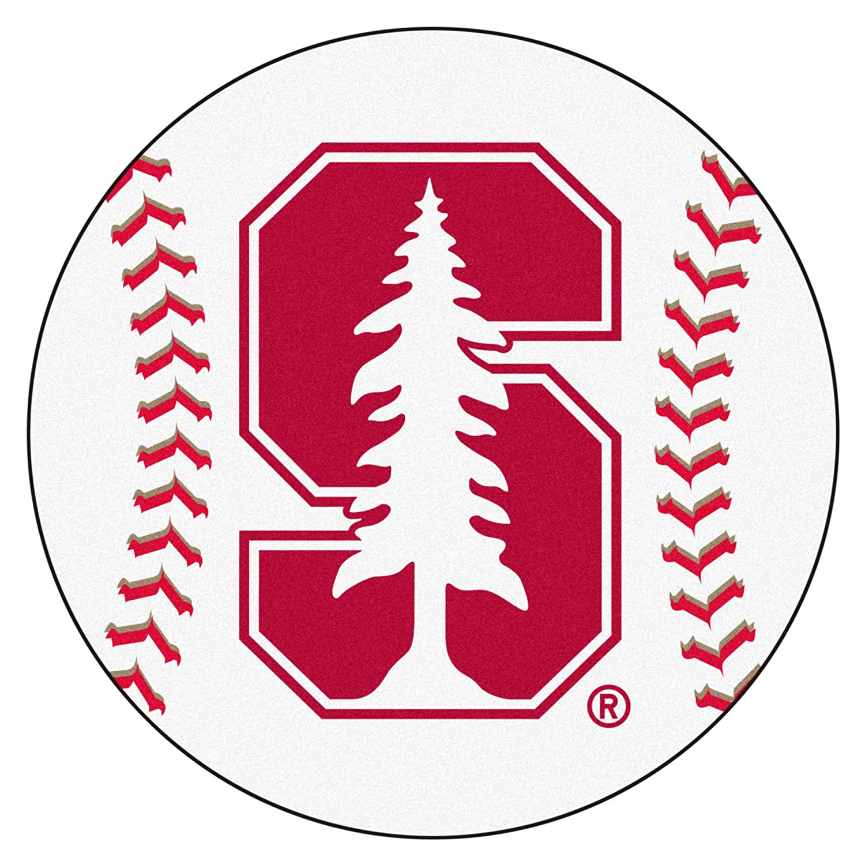 FANMATS NCAA Stanford University Cardinal Nylon Face All-Star Rug 3618