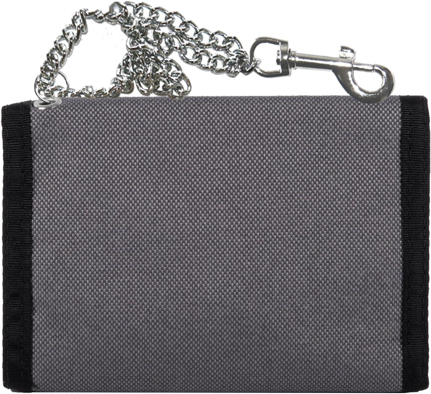 2Stoned Portemonnaie Wallet Bestickt mit Kette und Klettverschlu/ß Turnbeutel Camo f/ür Erwachsene und Kinder