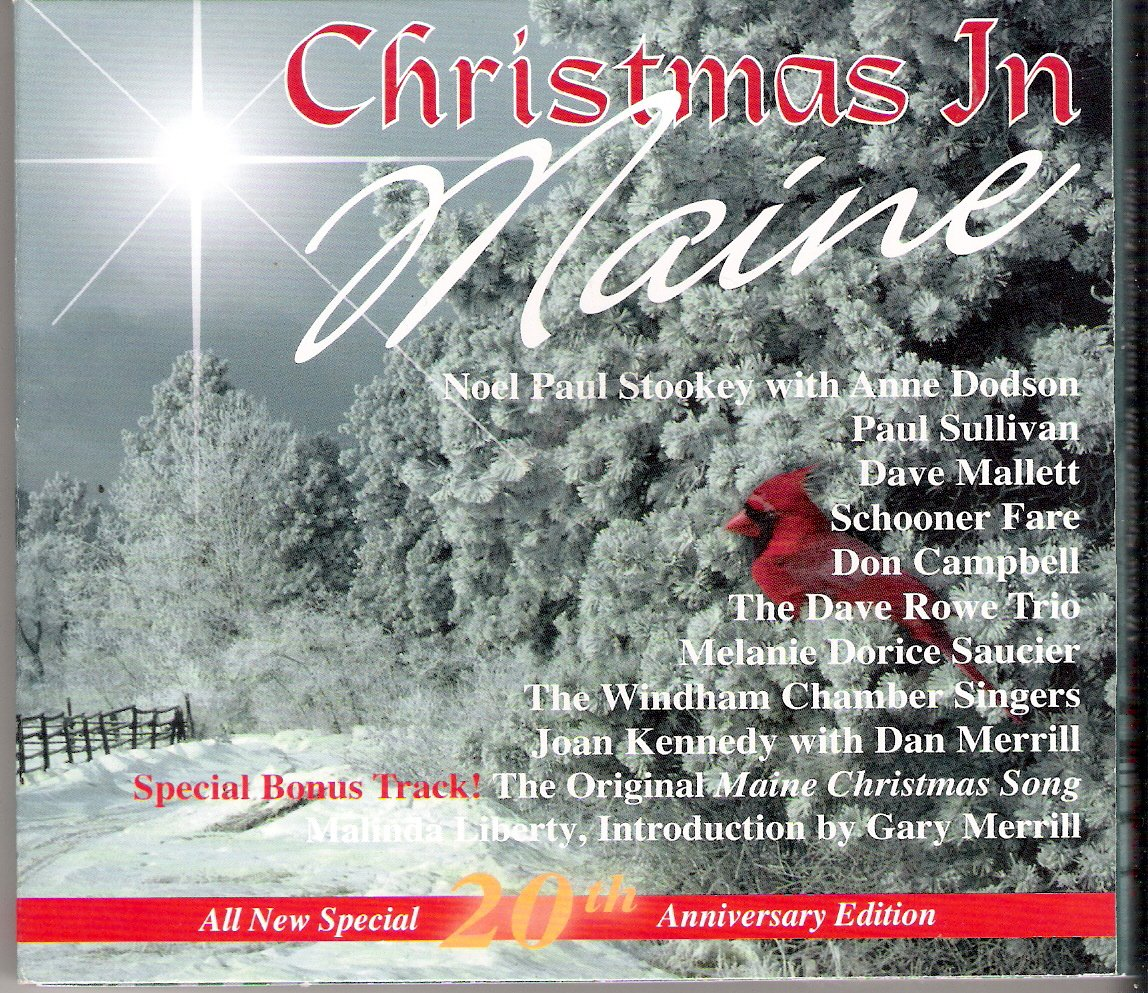 Various Artists - Christmas in Maine : 20th Anniversary Edition ...