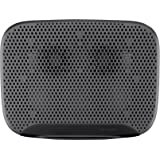 """Belkin CoolSpot Dual Fan Cooling Pad for Laptops up to 17"""" - Black"""