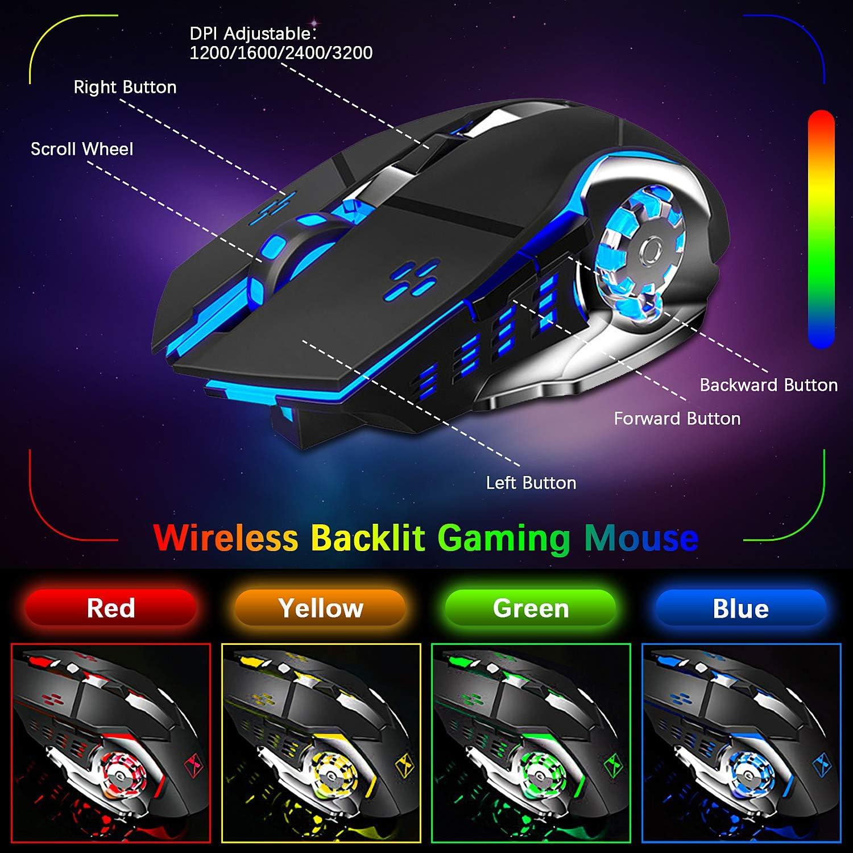 gaming keyboard and mouse bundle