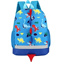 SellerFun Cartoon Animal Unisex Preschool Backpack Kindergarten Bag Girls Boys Daypack for 3-6 Years Old Kids