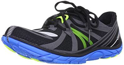 e1fdcea5aedfd Browar Timing Systems Men s PureConnect2 Running Shoes Black Size  5