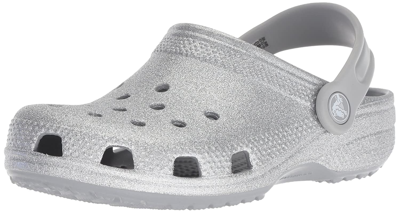 Crocs Classic Glitter Kids, Sabots Fille