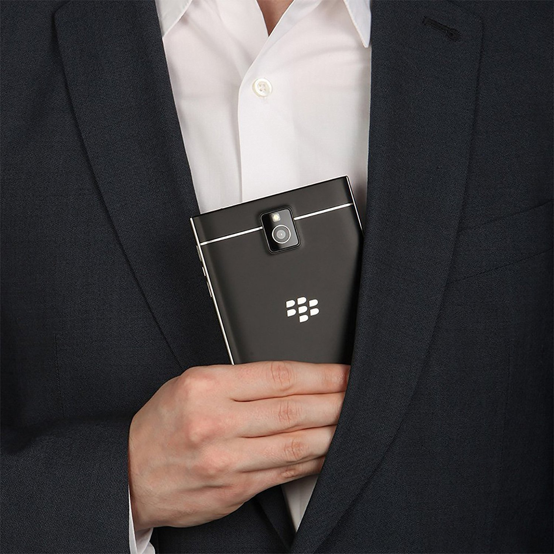 blackberry passport electronics