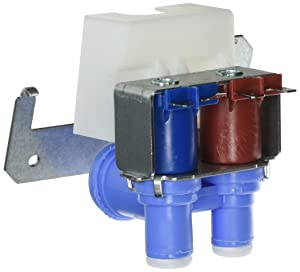 WR57X10051 Double Solenoid Water Valve REPAIR PART FOR GE. AMANA. HOTPOINT. KENMORE AND MORE