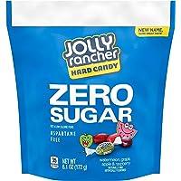 Jolly Rancher Hard Candy Zero Sugar Assorted Flavors 172g Bag