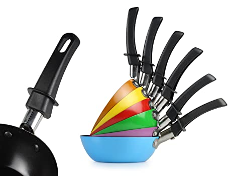 Amazon.com: Set Wok Tristar BP2827 (6 Sartenes, Creperas y Plancha): Kitchen & Dining