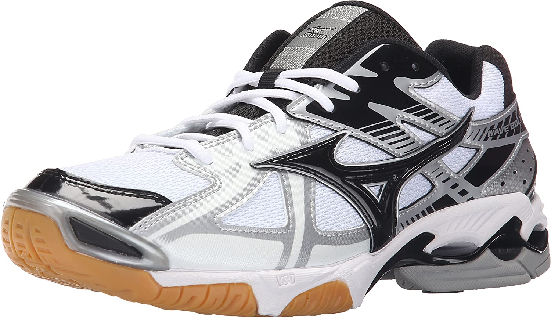 Mizuno Men's Wave Bolt 4 Max 61% OFF Shoe Superlatite Volleyball Mens Wh-bk