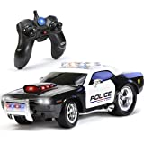 Kidi Race Rc Remote Control Police Car For Kids Durable, Fun And Easy To Control